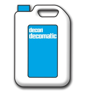 Decon-decomatic-bottle