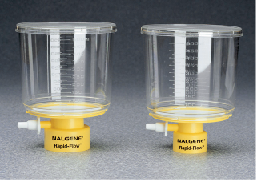 Thermo Scientific 121-0020 0.2/µm Case of 72 Nalgene Sterile Disposable Filter Units with Cellulose Nitrate Membrane